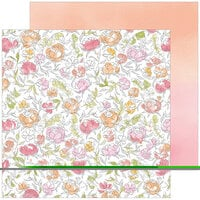 Pinkfresh Studio - Celebrate Collection - 12 x 12 Double Sided Paper - Progress