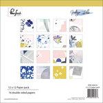Pinkfresh Studio - Indigo Hills Collection - 12 x 12 Paper Pack