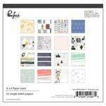 Pinkfresh Studio - Escape the Ordinary Collection - 6 x 6 Paper Pack