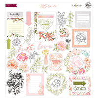 Pinkfresh Studio - Celebrate Collection - Ephemera Pack