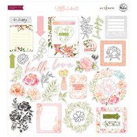 Pinkfresh Studio - Celebrate Collection - Ephemera Pack
