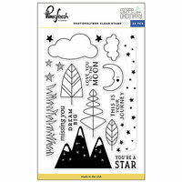 Pinkfresh Studio - Escape the Ordinary Collection - Clear Photopolymer Stamps
