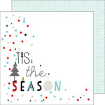 Pinkfresh Studio - Oh Joy Collection - Christmas - 12 x 12 Double Sided Paper - Tis the Season