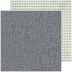 Pinkfresh Studio - Boys Fort Collection - 12 x 12 Double Sided Paper - Bold