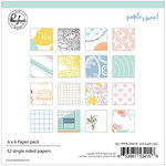 Pinkfresh Studio - Simple and Sweet Collection - 6 x 6 Paper Pack