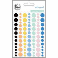 Pinkfresh Studio - Simple and Sweet Collection - Enamel Dots