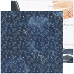 Pinkfresh Studio - Indigo Hills 2 Collection - 12 x 12 Double Sided Paper - Valley