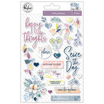 Pinkfresh Studio - Indigo Hills 2 Collection - Puffy Stickers