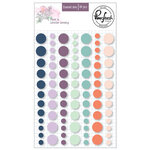 Pinkfresh Studio - Just A Little Lovely Collection - Stickers - Enamel Dots