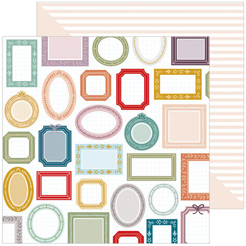 Pinkfresh Studio - Days of Splendor Collection - 12 x 12 Double Sided Paper - My Favorite
