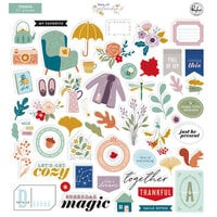 Pinkfresh Studio - Days of Splendor Collection - Ephemera Pack