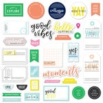 Pinkfresh Studio - The Mix No 2 Collection - Ephemera Pack