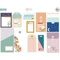 Pinkfresh Studio - Days of Splendor Collection - Journaling Bits