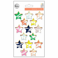 Pinkfresh Studio - The Mix No 2 Collection - Stitched Stars