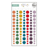 Pinkfresh Studio - Days of Splendor Collection - Self Adhesive Enamel Dots