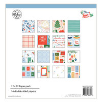 Pinkfresh Studio - Oh What Fun Collection - 12 x 12 Collection Paper Pack