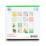 Pinkfresh Studio - Super Cool Collection - 6 x 6 Collection Paper Pack