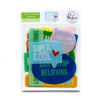 Pinkfresh Studio - Super Cool Collection - Acetate Speech Bubbles