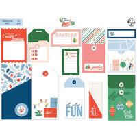 Pinkfresh Studio - Oh What Fun Collection - Journaling Bits