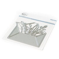 Pinkfresh Studio - Dies - Leafy Envelope