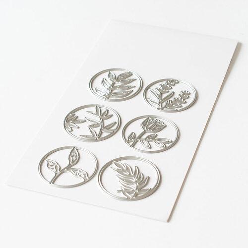 Pinkfresh Studio - Dies - Floral Circles