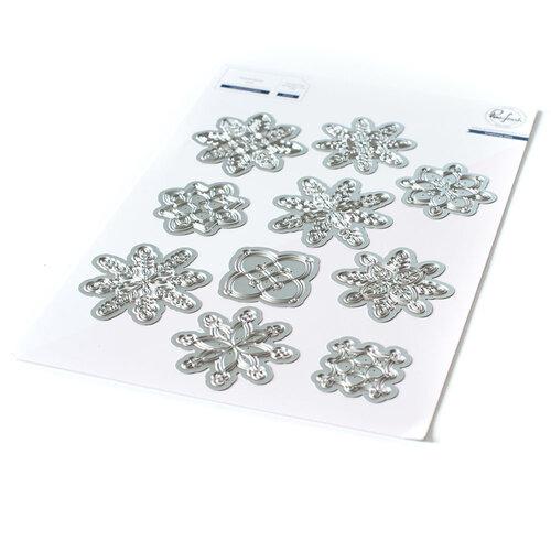 Pinkfresh Studio - Christmas - Dies - Layered Snowflakes