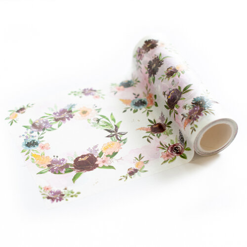 Pinkfresh Studio - Washi Tape - Painted Floral