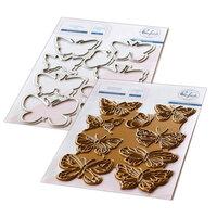 Pinkfresh Studio - Hot Foil Plate and Die Set - Small Butterflies Bundle