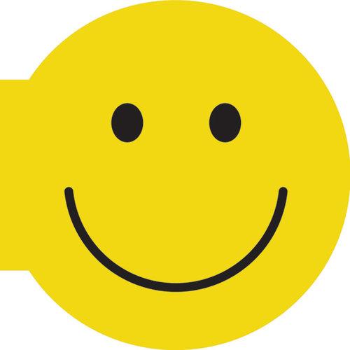 Paper House Productions - Die Cut Photo Album - Smiley Face