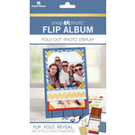 Paper House Productions - Flipbook - Craftable Interaction Album - Nautical