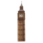 Paper House Productions - London Collection - Mini Die Cut Piece - Parliament