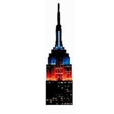 Paper House Productions - New York City Collection - Mini Die Cut Piece - Empire State Building