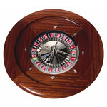 Paper House Productions - Las Vegas Collection - Mini Die Cut Piece - Roulette Wheel