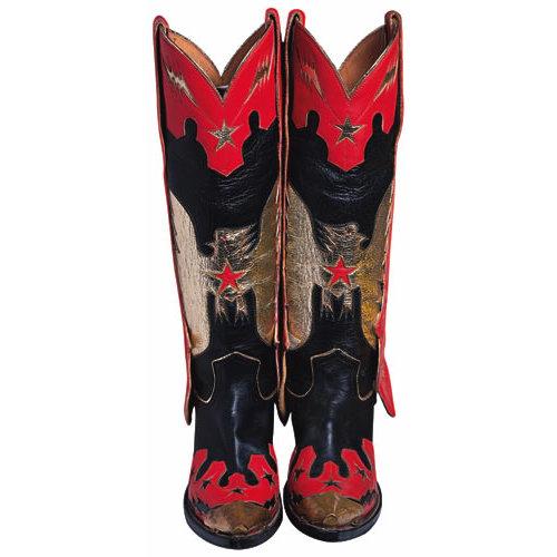 Paper House Productions - Texas Collection - Mini Die Cut Piece - Cowboy Boots
