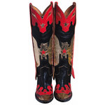 Paper House Productions - Texas Collection - Mini Die Cut Piece - Cowboy Boots