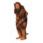 Paper House Productions - Wizard of Oz Collection - Mini Die Cut Piece - Cowardly Lion, BRAND NEW