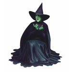 Paper House Productions - Wizard of Oz Collection - Mini Die Cut Piece - Wicked Witch