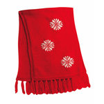 Paper House Productions - Winter Fun Collection - Mini Die Cut Piece - Knitted Scarf