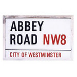 Paper House Productions - London Collection - Mini Die Cut Piece - Abbey Road Sign
