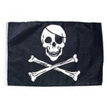 Paper House Productions - Pirate Collection - Mini Die Cut Piece - Jolly Roger