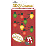 Paper House Productions - Christmas - 3 Dimensional LED Shimmers - Christmas Lights