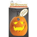 Paper House Productions - Halloween - 3 Dimensional LED Shimmers - Jack Lantern