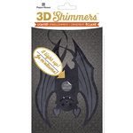 Paper House Productions - Halloween - 3 Dimensional LED Shimmers - Bat