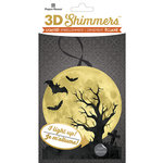 Paper House Productions - Halloween - 3 Dimensional LED Shimmers - Moonlight