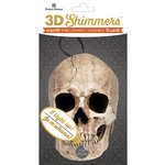 Paper House Productions - Halloween - 3 Dimensional LED Shimmers - Skull