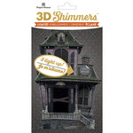 Paper House Productions - Halloween - 3 Dimensional LED Shimmers - Haunted House