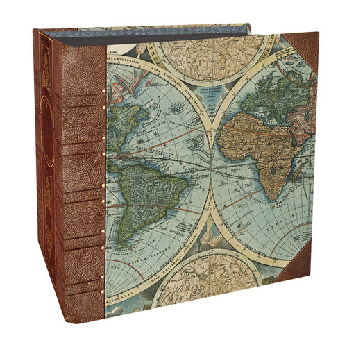 Paper House Productions - Flipbook - Craftable Interaction Album - Old World