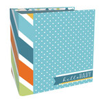 Paper House Productions - Flipbook - Craftable Interaction Album - Baby Boy