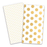 Paper House Productions - Journey Book - Inserts - Gold Dots