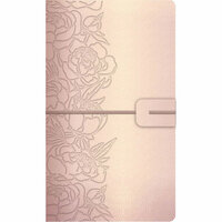 Paper House Productions - Journey Book - Cover - Rose Gold